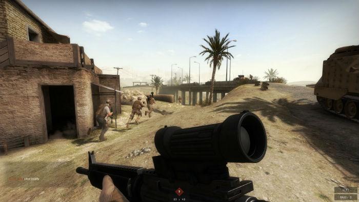 Insurgency Sniper