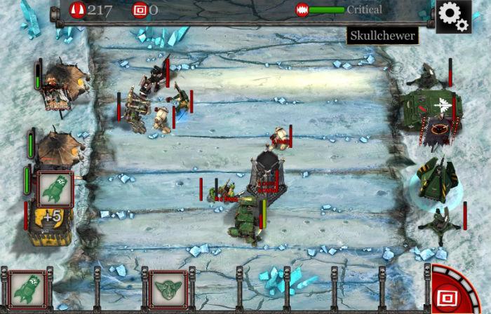 Warhammer Snow