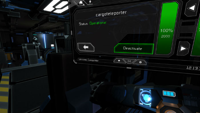 CargoTeleporterScr