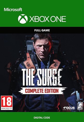 The Surge: Complete Edition | Xbox One - Download Code £11 99