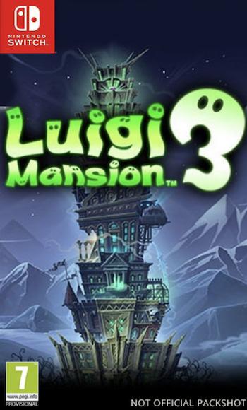 Luigi S Mansion 3 Nintendo Switch 39 85