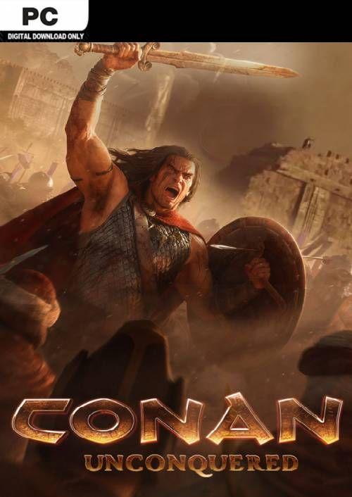 Poster Conan Unconquered (2019) PC | Repack от xatab