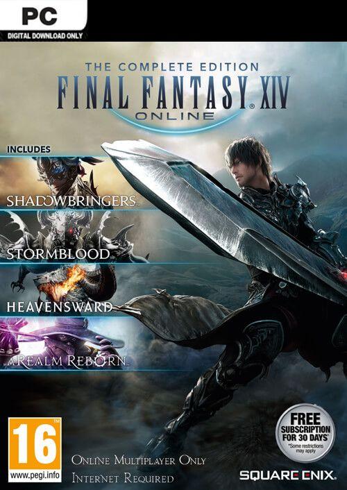 Final fantasy a realm reborn download